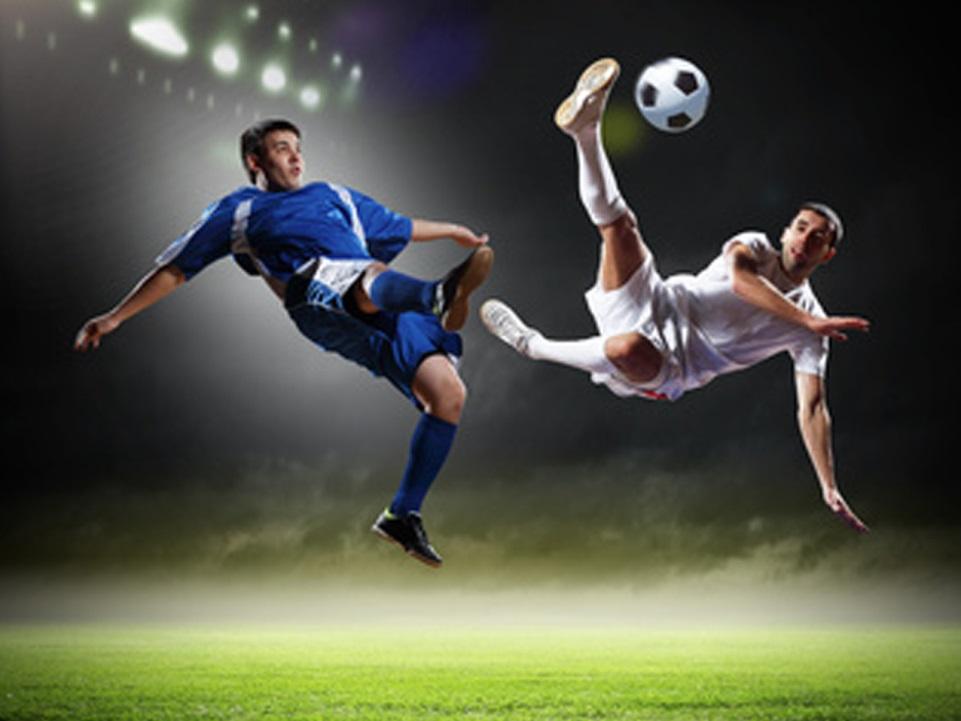 Athletiktraining im Fußball - Krafttraining bringt Schnelligkeit